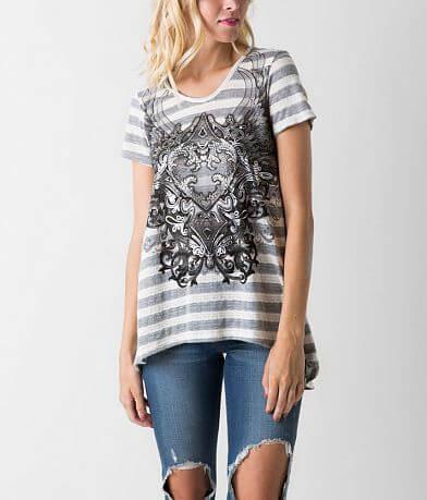 Angels & Diamonds Rhinestone T-Shirt