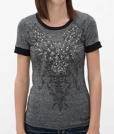 Angels & Diamonds Midnight Sparkle Top