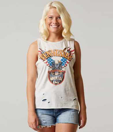 I.O.C. Tennessee Country Fest Tank Top