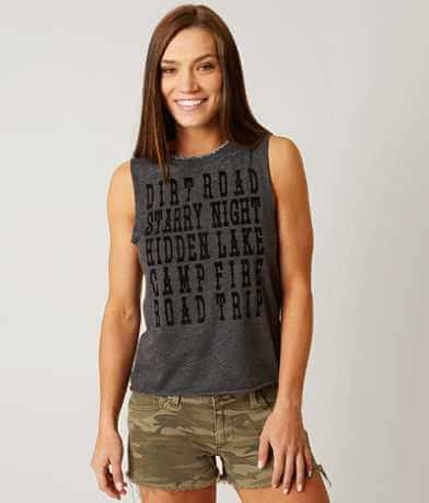 I.O.C. Dirt Road Starry Night T-Shirt