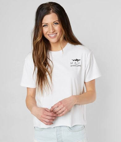 Maui & Sons Shark Tooth T-Shirt