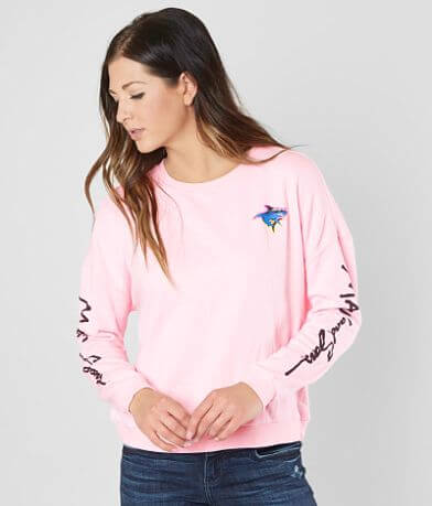 Maui & Sons Shark Sweatshirt