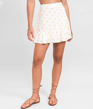 Others Follow Echo Polka Dot Skirt