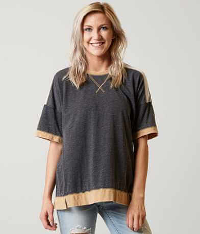 White Crow Curveball Top