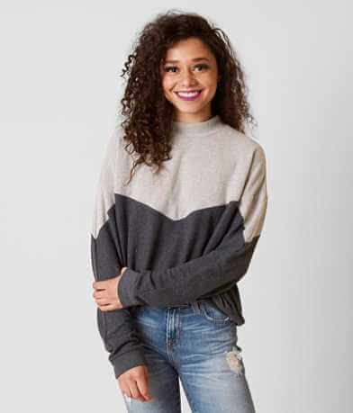 White Crow The City Grid Sweatshirt