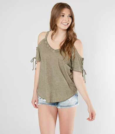 White Crow The Clove Washed Top