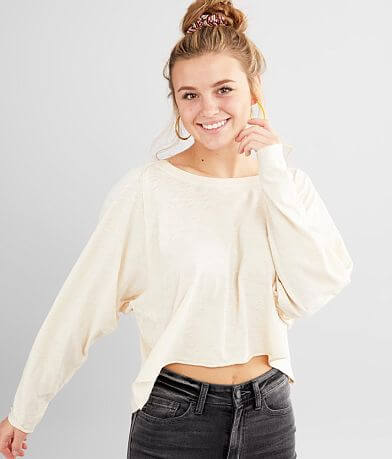 Others Follow Joey Cropped Top