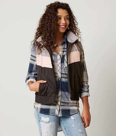 White Crow Triple Crown Puffer Vest