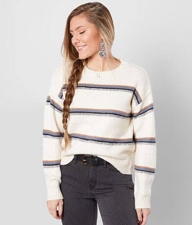 Others Follow Striped Sweater