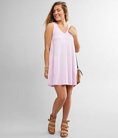 White Crow Bay Pocket Dress