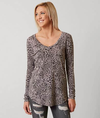 White Crow The Leopard T-Shirt
