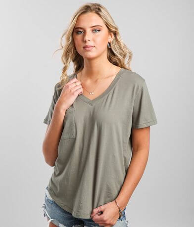 Z Supply Kasey Organic Cotton T-Shirt