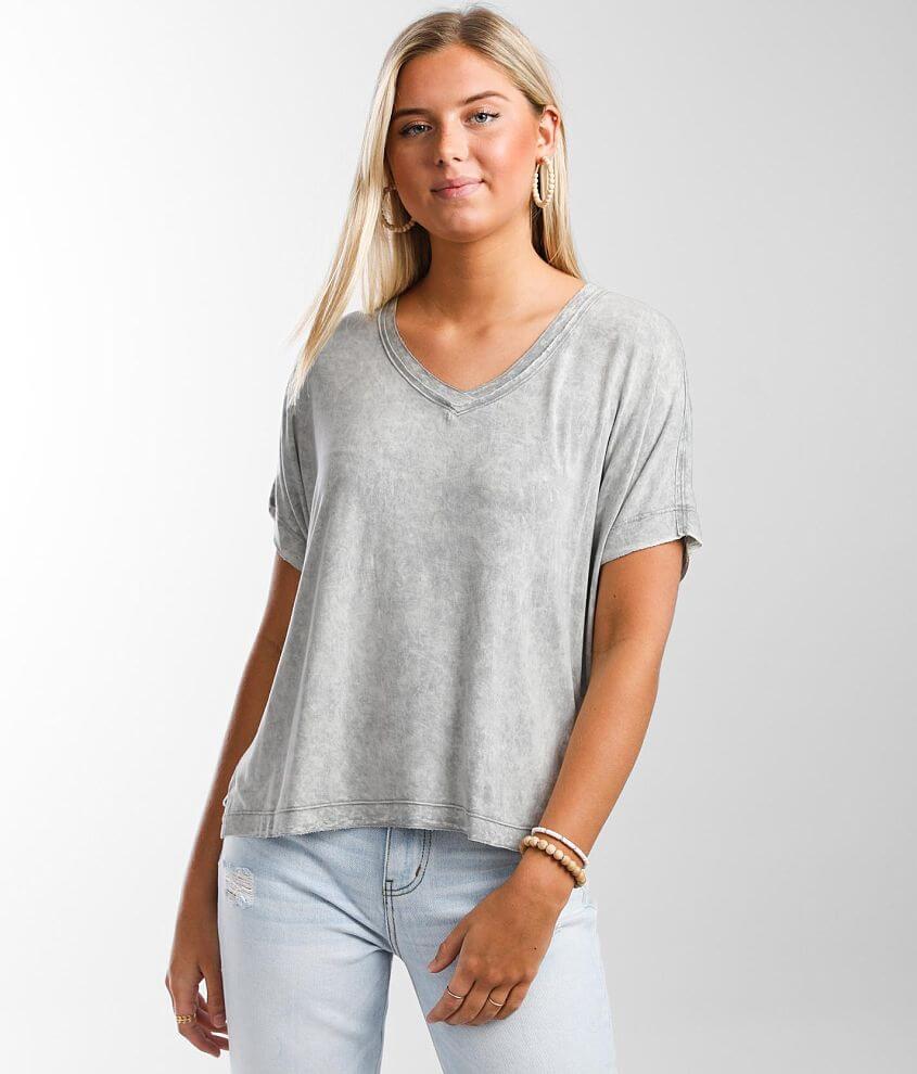 White Crow Mischa Sleek T-Shirt front view
