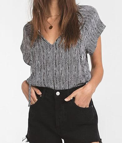 Rag Poets Pardiso Striped Top