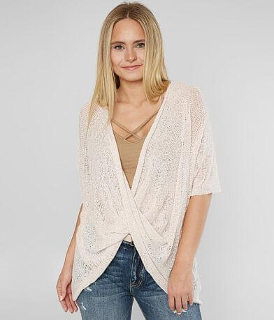 Rag Poets Brittany Knit Sweater