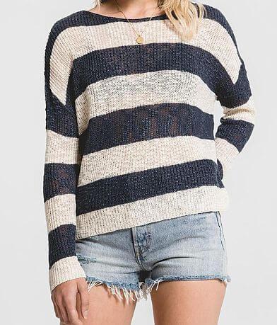 Rag Poets Tuscany Striped Sweater