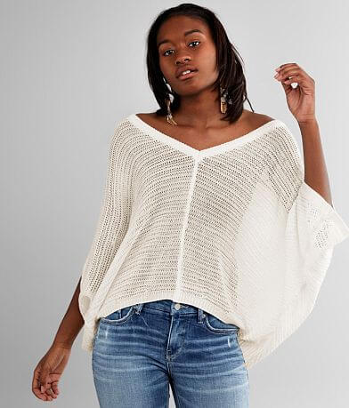White Crow Sudra Dolman Sweater