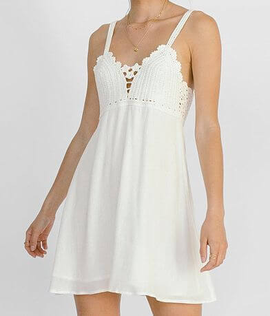 White Crow Inza Dress