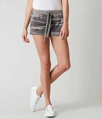 White Crow Camo Short