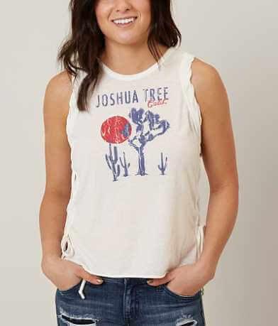 White Crow Joshua Tree Tank Top