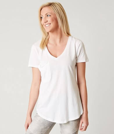 White Crow Micro Modal Pocket T-Shirt