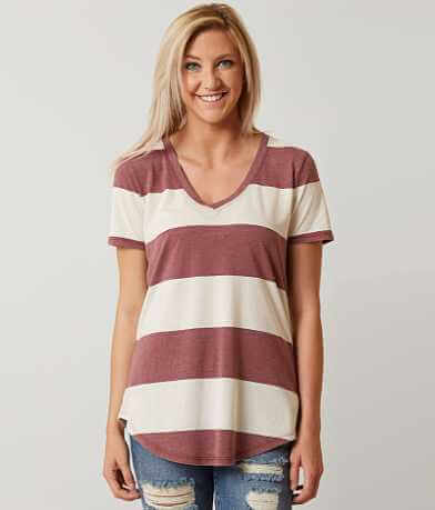 White Crow The Venice Stripe T-Shirt