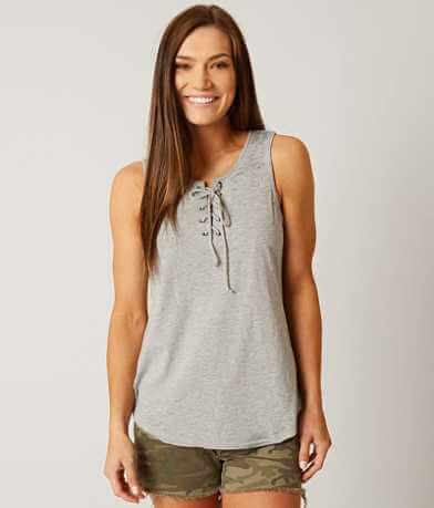White Crow Charmer Tank Top