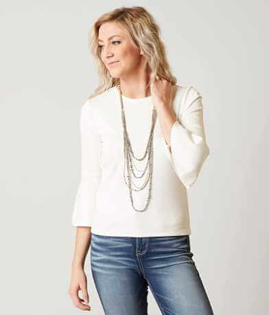 White Crow The Cherish Top
