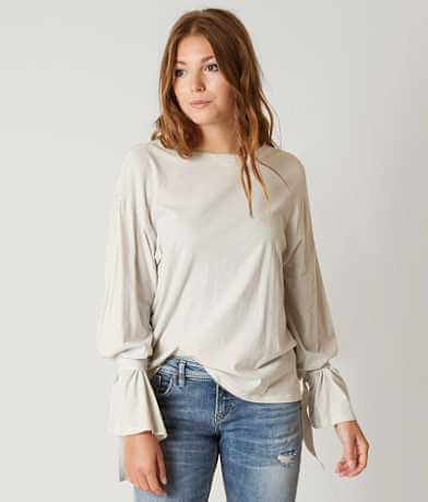 White Crow Solid Top