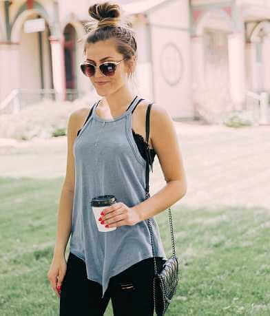 White Crow Bartlett Tank Top