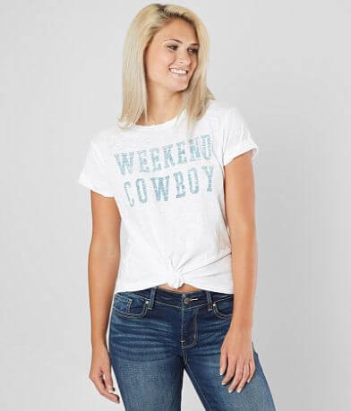 White Crow Weekend Cowboy T-Shirt