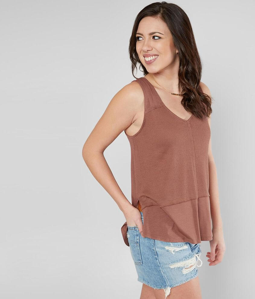 e01506d491704 White Crow Harrison Thermal V-Neck Tank Top - Women s Tank Tops in ...