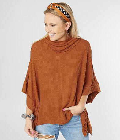 White Crow Bryndle Waffle Top