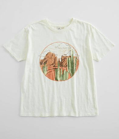 White Crow Desert Dream T-Shirt
