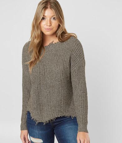 White Crow Valle Sweater