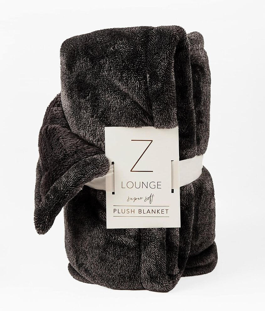 Z Lounge Sunday Plush Blanket front view
