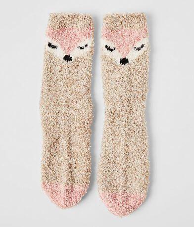 Z Supply Plush Fox Socks
