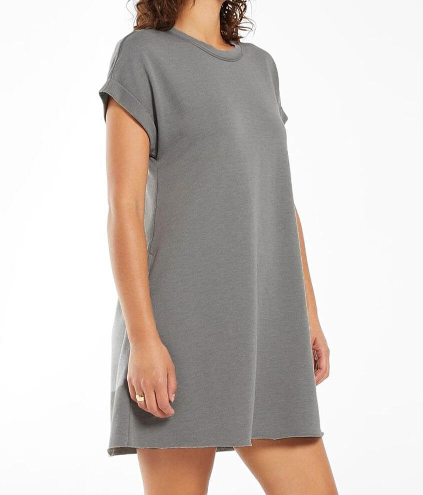 Z Supply Agnes Terry Dress front view