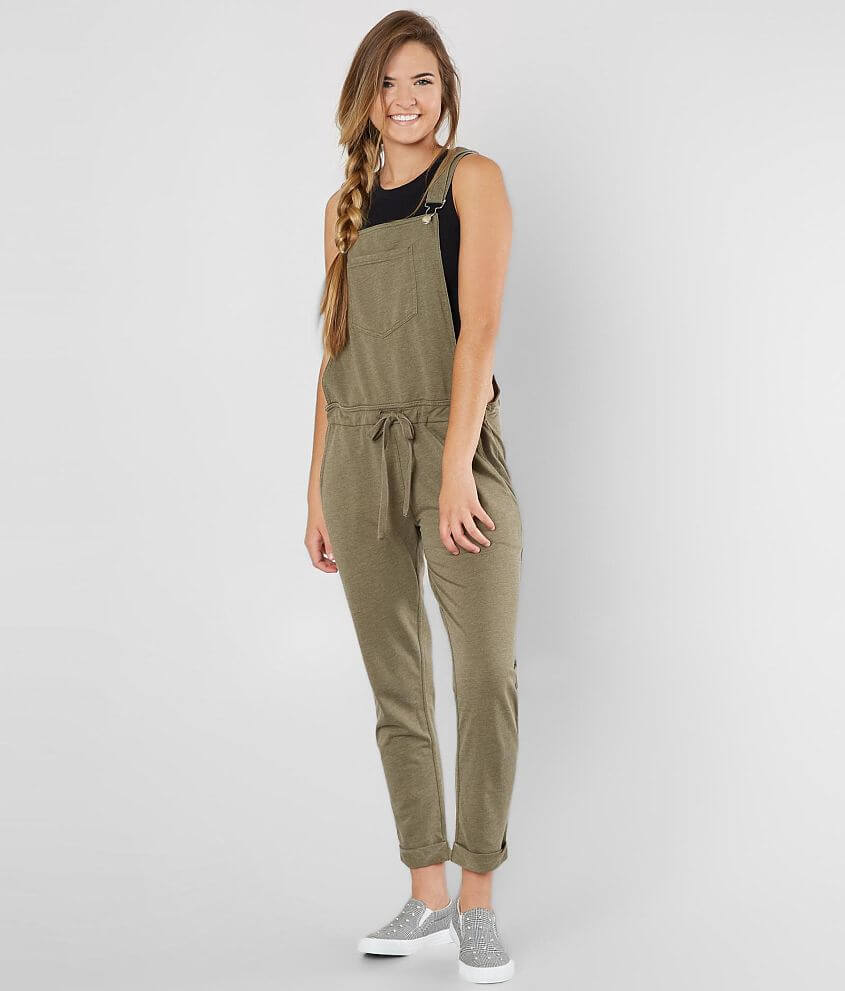 51fd3eb320e7 White Crow The Solid Knit Overalls - Women s Rompers Jumpsuits in ...