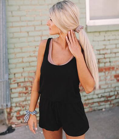 White Crow The Tank Romper