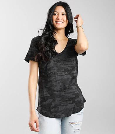 Z Supply The Camo Pocket T-Shirt