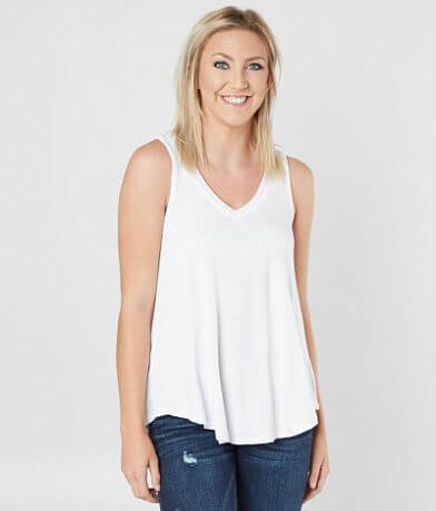 Z Supply Vagabond Burnout Tank Top