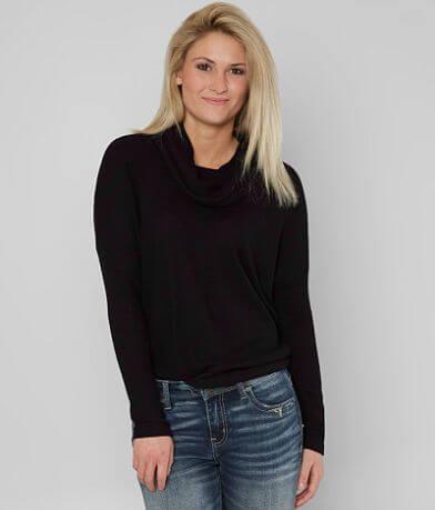 White Crow Cowl Neck Sweater