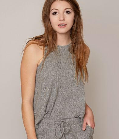 White Crow Brushed Tank Top
