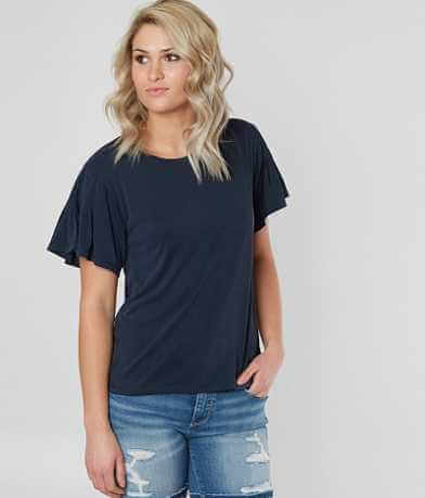 White Crow The Scoop Neck Top