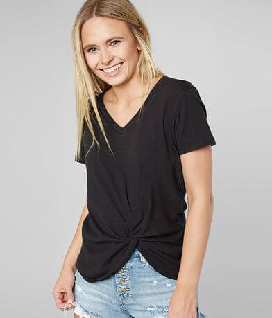 Z Supply The Twist Front Top