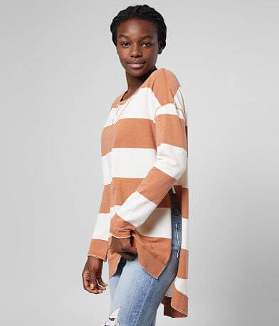 Z Supply The Rugby Striped Pullover