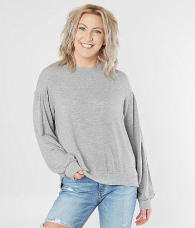 White Crow The Elizabeth Lightweight Sweatshirt