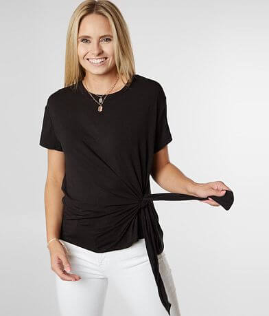 Z Supply The Side Wrap Top