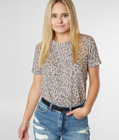 Z Supply The Leopard Ultimate Top